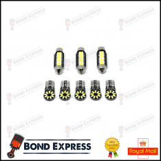Vauxhall Combo Van – Interior LED Kit
