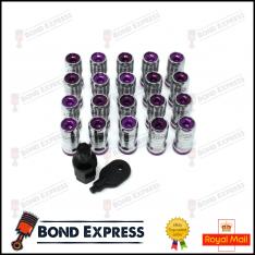 Epman Racing Acorn Lug Nuts – Purple