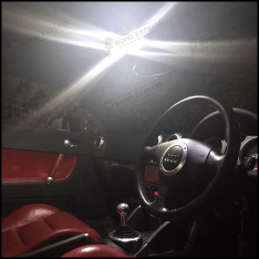 Audi A7, S7, RS7 – Interior LED Kit