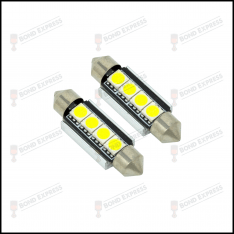 VW Crafter – Number Plate Bulbs