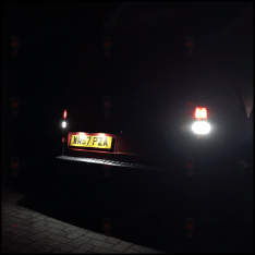 Jeep Wrangler JL – LED Reverse Lights