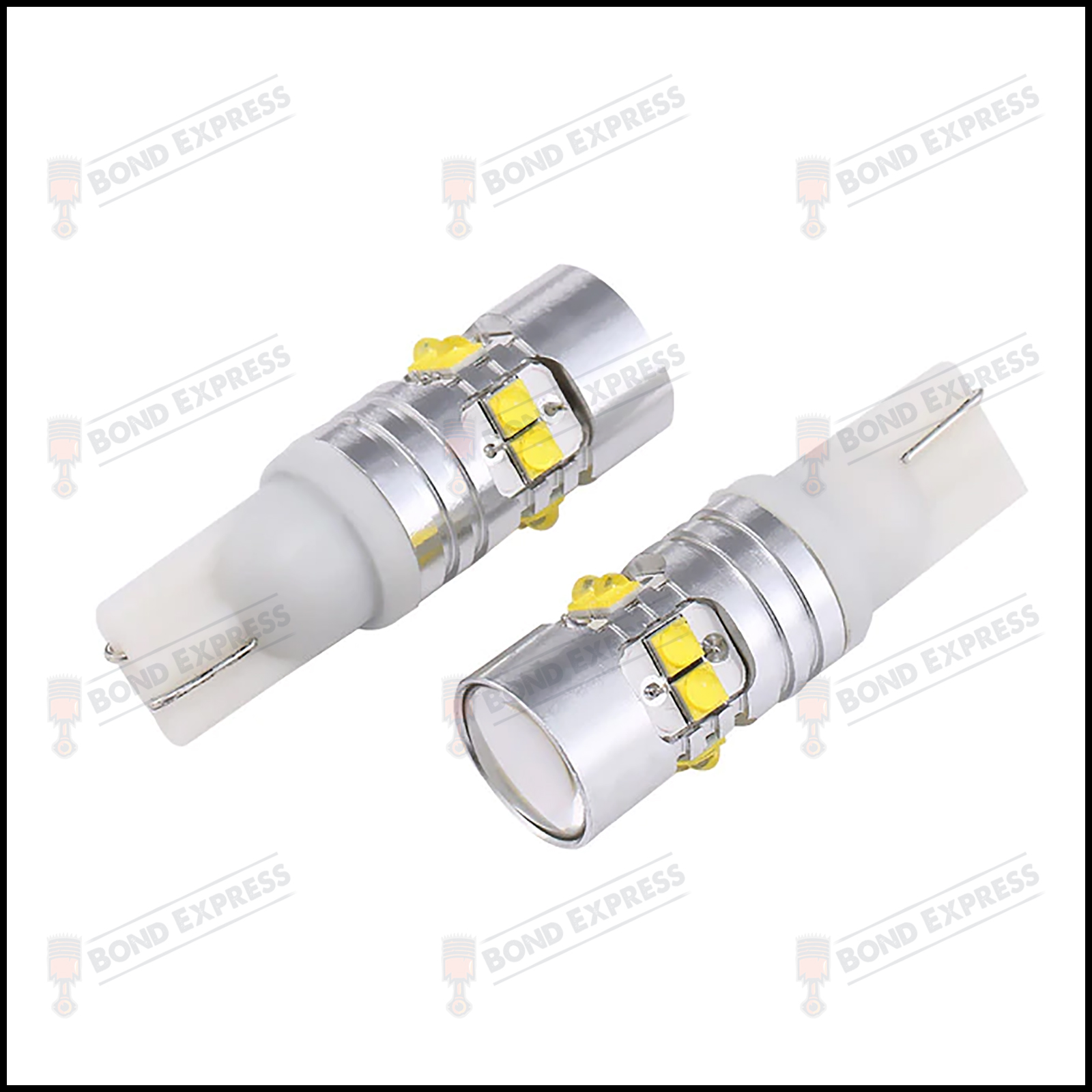 2x 1156 20 smd 3030 Bulbs DRL Reverse LED Super Bright White Cree canbus 5000k