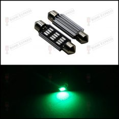 39mm Festoon – Green LED