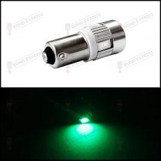 BA9s – Green LED Bulb
