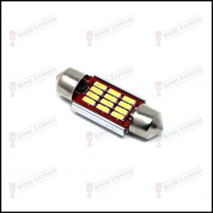 36mm Festoon – 12 SMD – Single