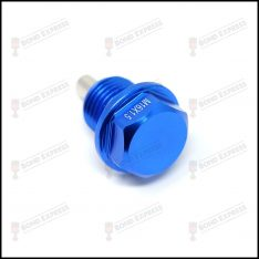 M16 x 1.5 Magnetic Sump Plug – Blue