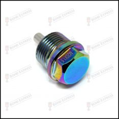 M20 x 1.5 Magnetic Sump Plug – Neo Chrome
