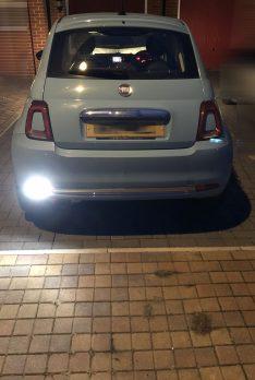 Fiat 500 – LED Reverse Light