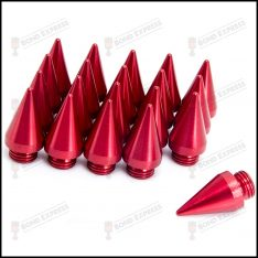 Lug Nut Spikes – 20 Pack – Red
