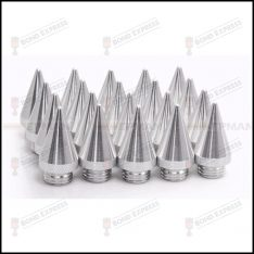 Lug Nut Spikes – 20 Pack – Silver