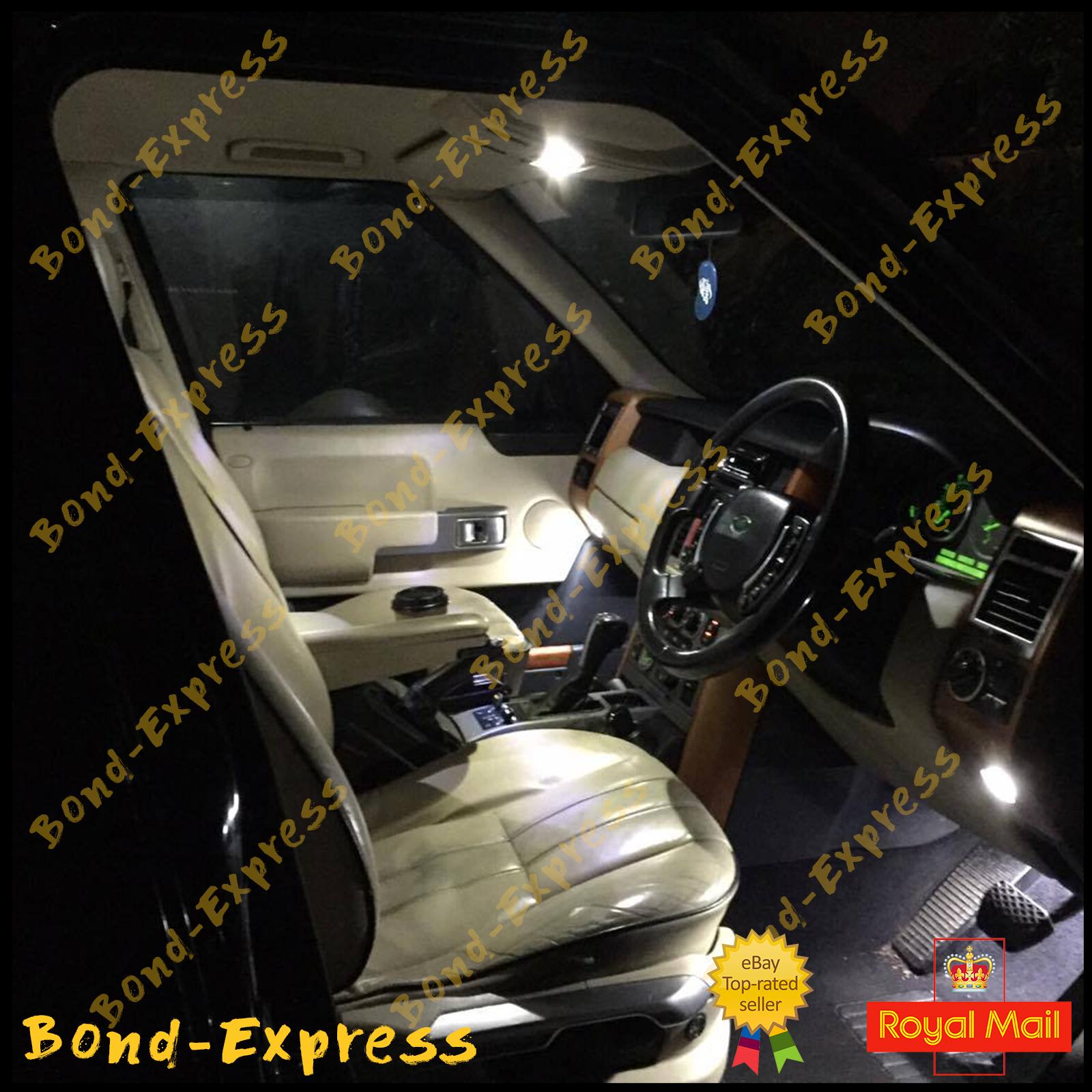 2002 Land Rover Range Rover Interior: LED SMD Interior Light Kit 2002